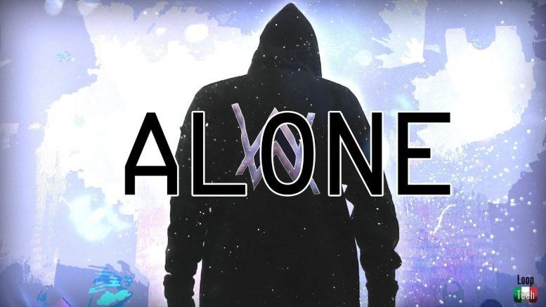 Alone - Alan Walke